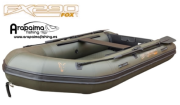 FOX FX 290 INFLATABLE BOAT INC. AIR MATRESS FLOOR