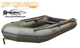 FOX FX 320 INFLATABLE BOAT INC. AIR MATRESS FLOOR