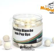 MISTRAL BAITS POP UPS ROSEHIP ISOTONIC BLANCO 15 mm 200 gr