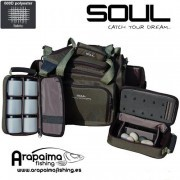 OFERTA BLACK FRIDAY! SOUL Carryall Carp Bag